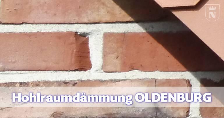 Hohlraumdämmung Oldenburg